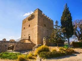 Kolossi-Castle